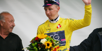 Williams wins the stage and takes yellow in Ronde de l'Isard
