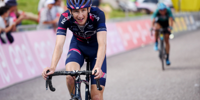 Stevie Williams finishes the Giro U23 in fifth overall