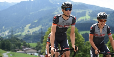Sven Burger to ride in Academy colors in 2019