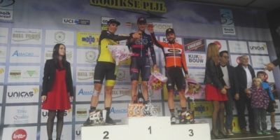 Jordi Meeus takes the win 1.1's Gooiske Pijl