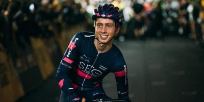 Schelling took fifth in Red Hook Criterium Milano
