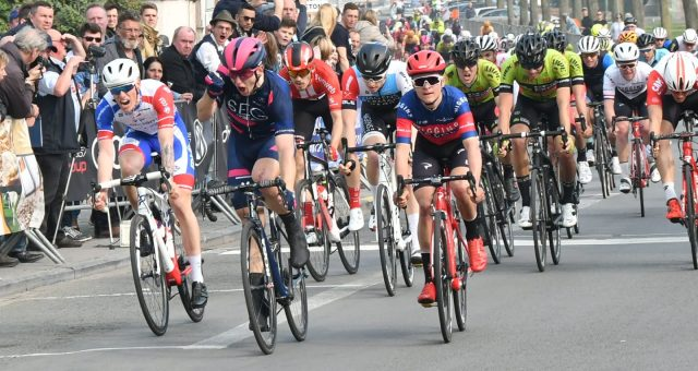 Groves makes it two in Triptyque's last stage