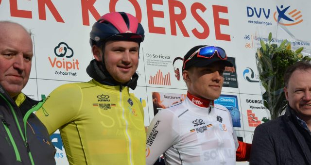 Meeus wins in Tombroek; Groves in GC contention in Circuit