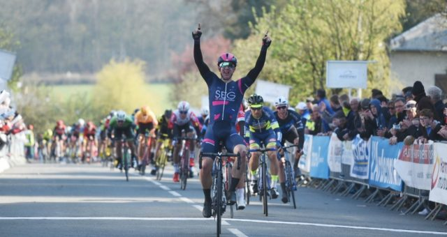 Groves wins the opening stage in Circuit des Ardennes
