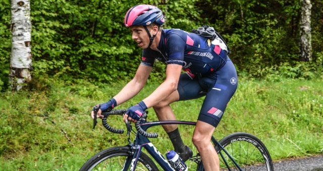 Schelling moves to seventh overall in Ronde de l'Isard