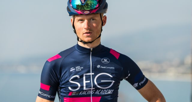 "Burger on his recovery: ""It helped me to grow as a cyclist and as a person"""