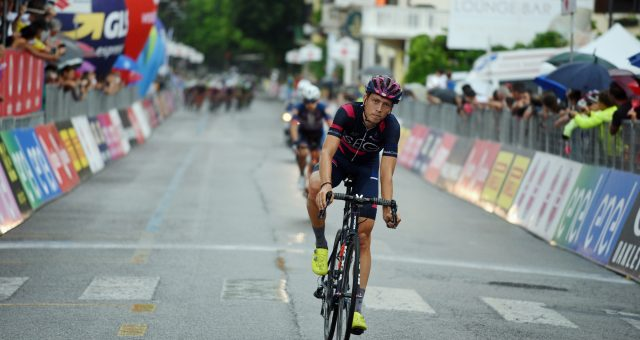 Schelling takes second in the Giro stage