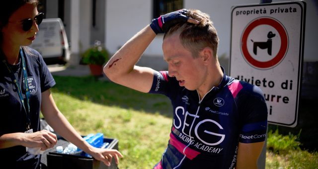 Tough weekend at the Giro U23