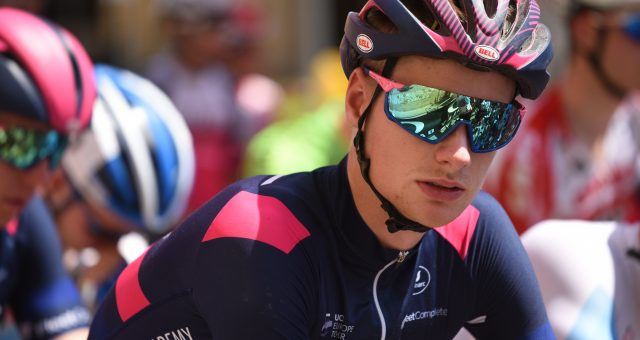 Evans rides to 18th in the first mountain test at the Giro d'Italia U23