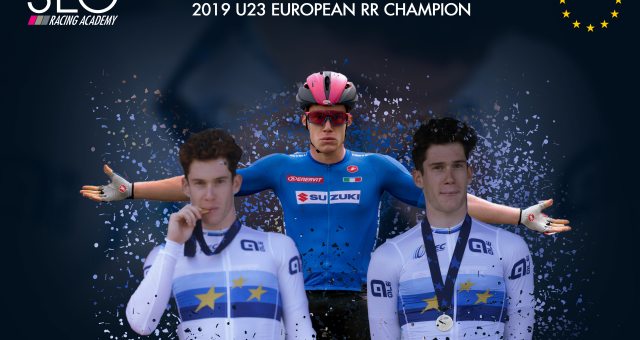 Alberto Dainese becomes U23 RR European Champion