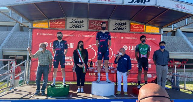 Daan Hoole and Stan van Tricht lead an amazing 1-2 in Coppa della Pace